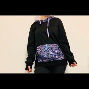 Empyre size large hooded sweatshirt